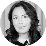 Ирина Могилатова, генеральный директор агентства TWEED